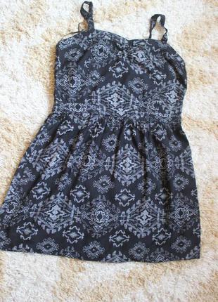 60272 ajc сарафан платье лето вискоза