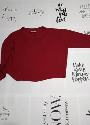 Распродажа! свитер zara по супер цене! кофта джемпер свитшот