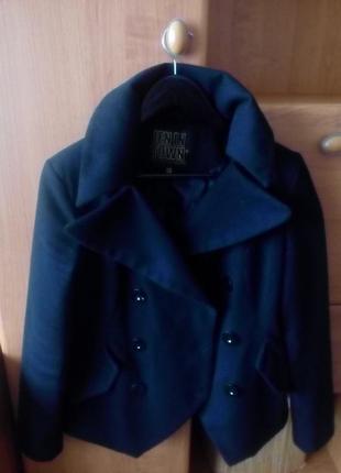 Драповый пиджак, пальто