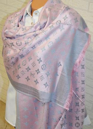 Стильный палантин шарф1