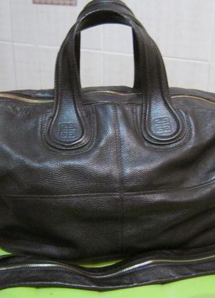 Givenchy.франция. нат. кожа. сумка шоппер!дешево!