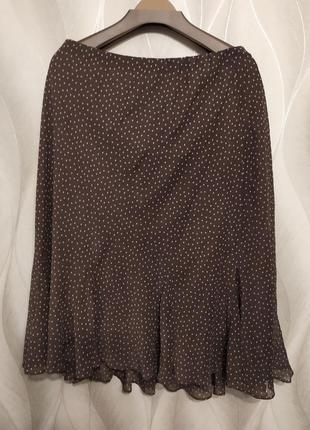 Красивая нарядная юбка р.22