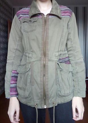 Куртка размер с - м