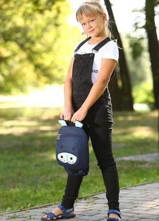 Веселый детский рюкзак для деток дошкольного возраста