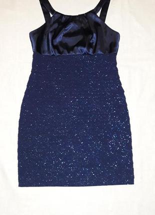 Шикарное платье,вечернее,коктейльное.r&m richards