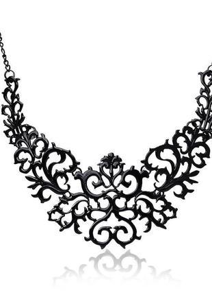 Чёрное ожерелье