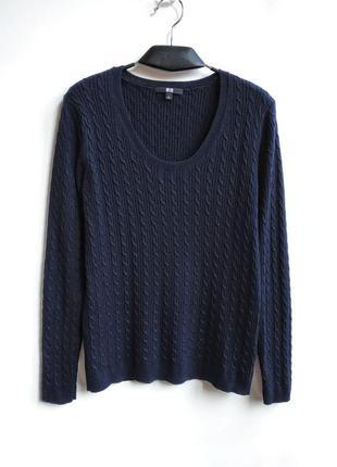 Джемпер свитер uniqlo.