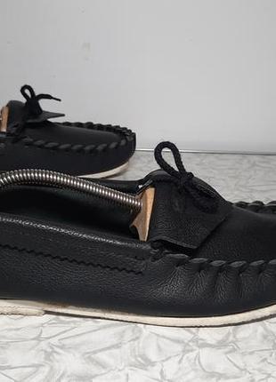 Кожаные ботинки,туфли,мокасины tivoli