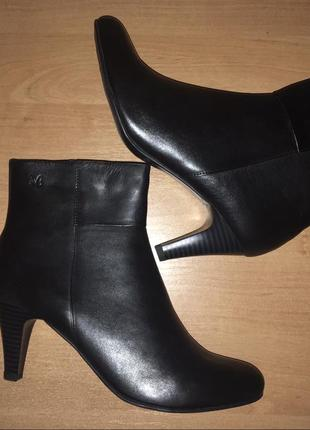 Кожаные ботинки ( германия )