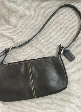 Актуальная меленькая 💯 % кожа сумочка кошелёк