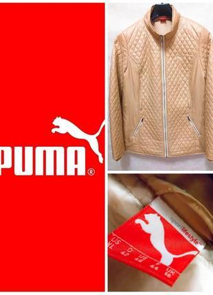 Puma фирменная, демисезоная, женская куртка xl