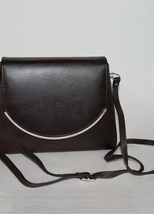 Женская сумка №4 натуральная кожа