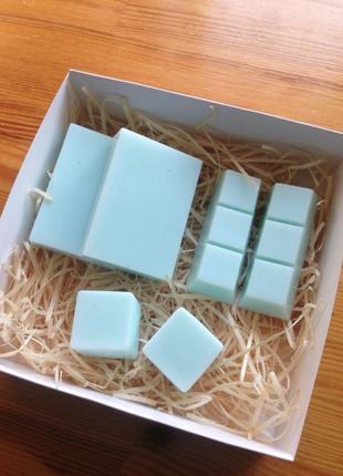Мыло мятное (набор)