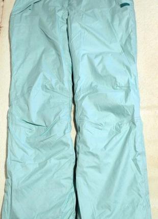 Штаны утепленные для лыж и сноуборда женские termit 48р
