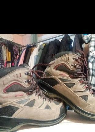 Ботинки mammut