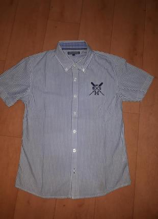 Рубашка tommy hilfiger 152