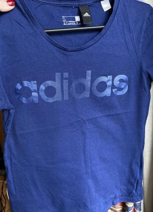 Оригинал футболка adidas