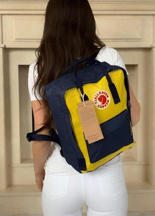 Красивый женский рюкзак fjallraven kanken 😍