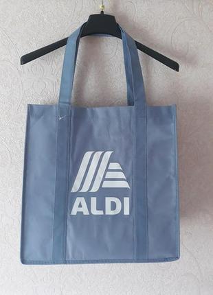 Сумка для покупок, сумка шоппер, эко сумка, многоразовый пакет aldi