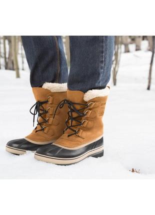 Зимние ботинки sorel. сапоги sorel. зимняя обувь sorel. columbia sorel. сноубусты sorel