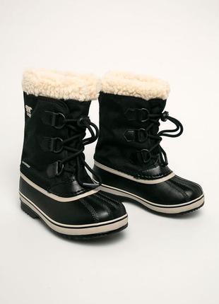 Сапоги sorel. зимние ботинки sorel. ботинки columbia. сноубуты sorel. сорел