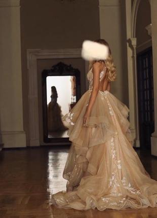 Выпускное, свадебное платье бренда milla nova