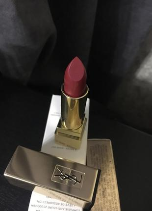 Yves saint laurent rouge pur couture the mats 216