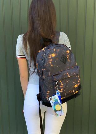 Огненный дизайн замечательного рюкзака dakine detail 😍
