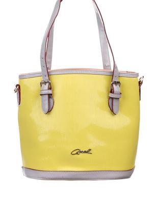 Краствая фирменная сумочка бренда axel, греция.