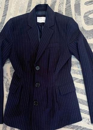 Піджак пиджак плащ bershka