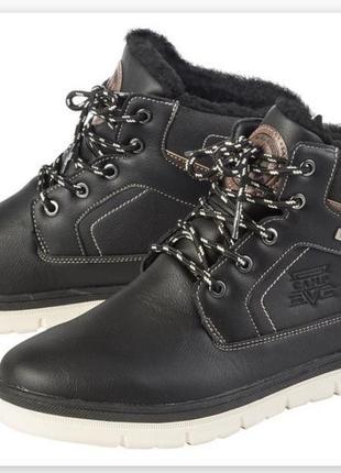Кеды ботинки зимние livergy германия