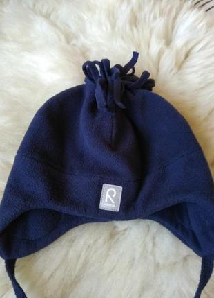 Осенне - зимняя шапка reima