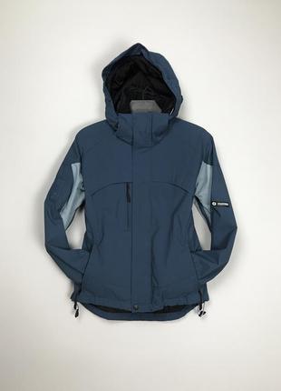Куртка зимова лижна belowzero , технологічна, утеплена.