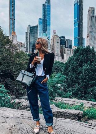 Zara baggy jeans! новая коллекция джинсы zara