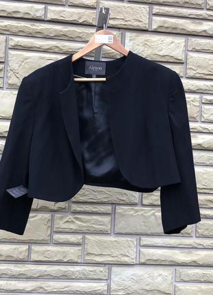 Брендовый пиджак/ накидка/ болеро , люксовый бренд
