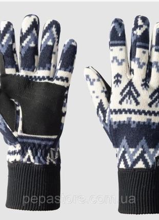 Jack wolfskin перчатки