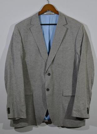 Пиджак gant linen jumper