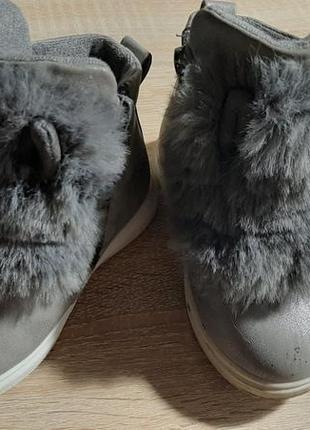 Демисизонные ботинки клибе