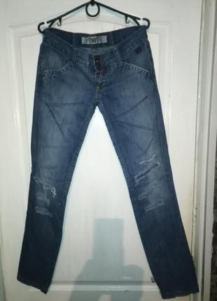 Рваные вышитые джинсы dfw89w  португалия