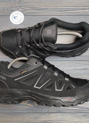 Ботинки кроссовки salomon gore-tex оригинал!