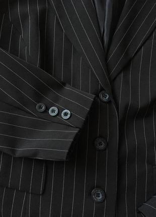 Брючный костюм в полоску/ heine германия / пиджак и брюки