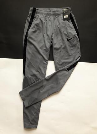 Новые мужские спортивные штаны nike dri-fit оригинал adidas puma