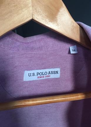 Рубашка u.s. polo3 фото