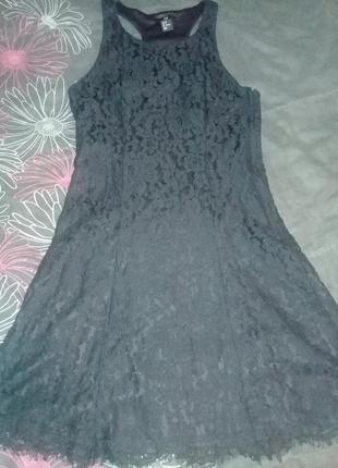 Гипюровое платье с-ка.