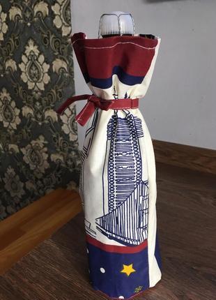 Декоративний чохол на пляшку