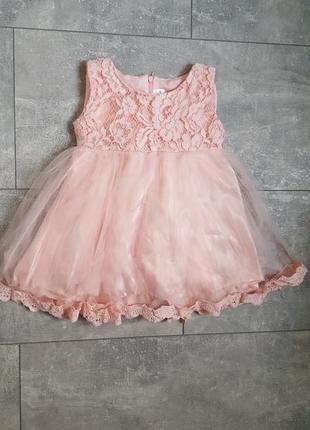 Платье нарядное 2а