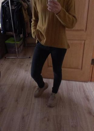 Шерстяной свитер max mara