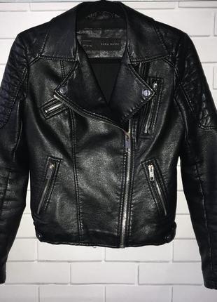 Куртка-косуха zara1 фото