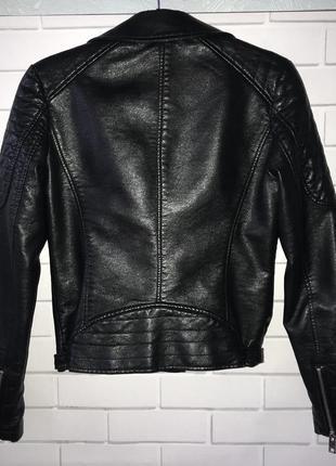 Куртка-косуха zara2 фото