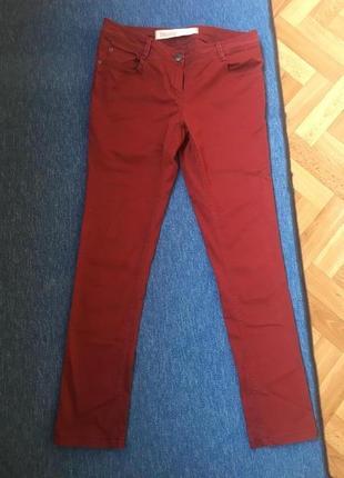 Зауженные джинсы next, на 28(m) в идеальном состоянии